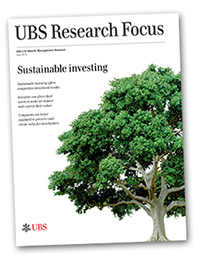 Sustainable Investing Report Cover image