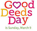 Colorful Logo Commemorating Good Deeds Day
