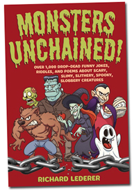 Monsters Unchained Book Cover image
