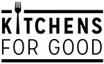 Kitchens for Good logo