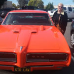 Brenda Geiger with GTO