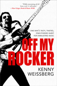 Off My Rocker Book Cover
