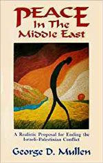 Peace in the Mideast book cover
