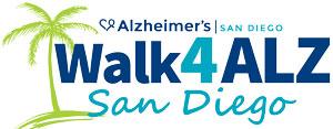 walk4alz logo