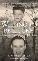 Willing to be Lucky book cover